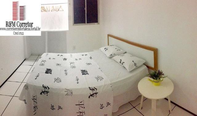 Apartamento por temporada na Praia do Futuro em Fortaleza-CE A Partir R$ 180,00 - Foto 11