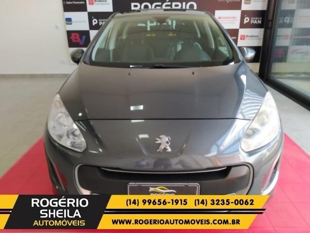 308 1.6 16V 4P Flex Active(Rogério automóveis ) - Foto 4