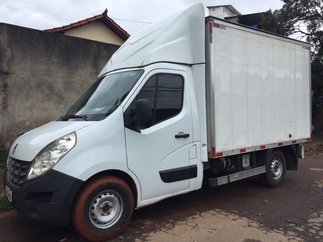 Renault Master Baú 2014/15