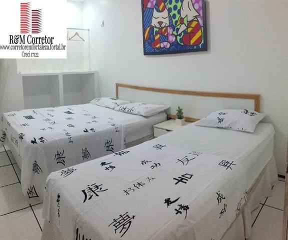Apartamento por temporada na Praia do Futuro em Fortaleza-CE A Partir R$ 180,00 - Foto 10