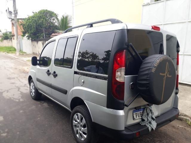 Vendo Fiat Doblo Completa - Foto 4