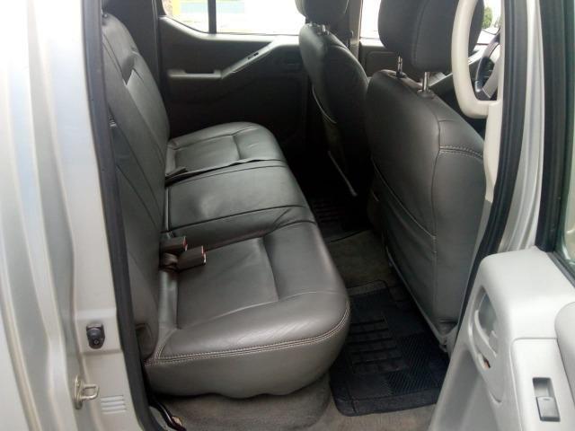 Nissan Frontier XE 2010 4x4 - Foto 12