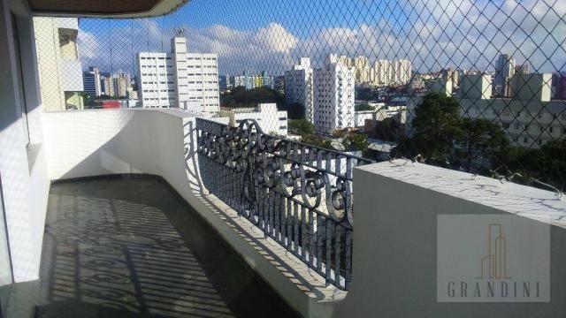 Apartamento para locação, Edifício Villa Guazzelli, no centro de São Bernardo do Campo. - Foto 6