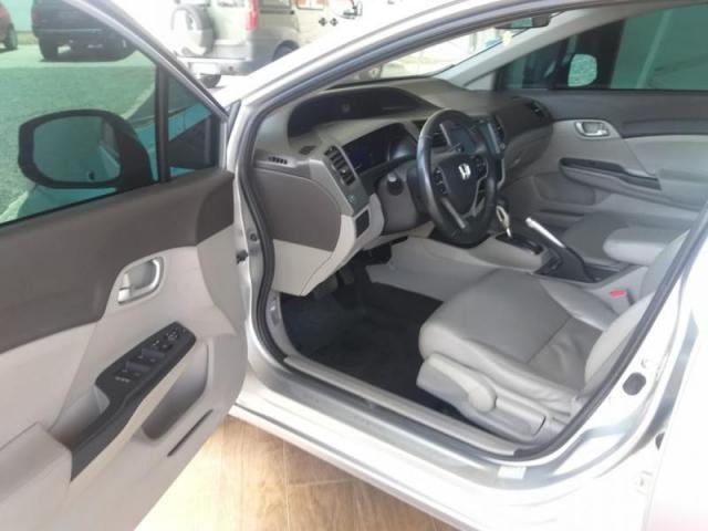 Civic Sedan LXS 1.8/1.8 Flex 16V Aut. 4p - Foto 7