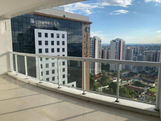 Apartamento com 3 dormitórios à venda, 115 m² por R$ 670.000 - Adrianópolis - Manaus/AM -  - Foto 3