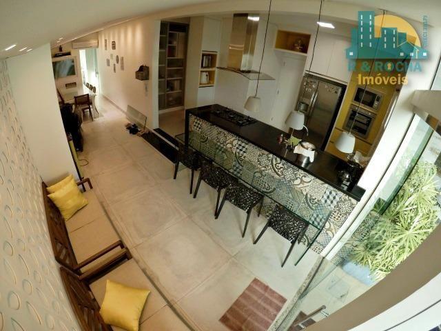 Casa no Condomínio Morumbi - Casa com 3 suítes - 100% Mobiliada - 4 vagas - Foto 7