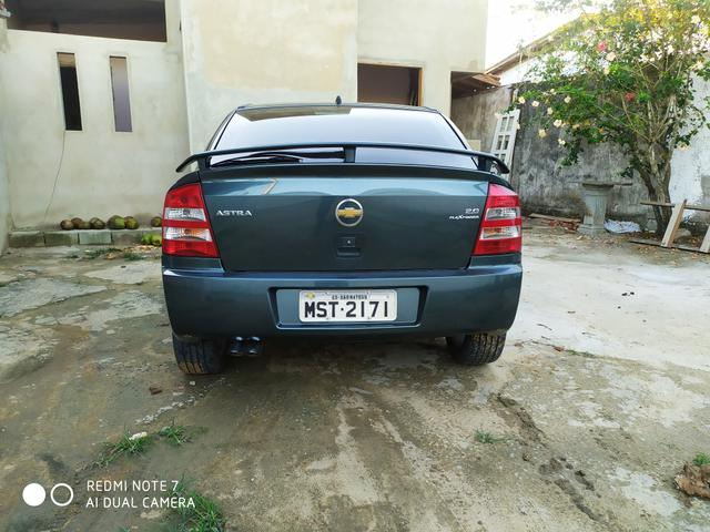 Chevrolet Astra Advantage motor 2.0 Flexpower 2009/2009 - Foto 17