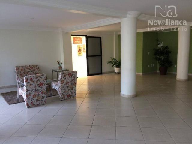 Apartamento com 3 quartos para alugar, 120 m² por R$ 1.300/mês - Praia de Itaparica - Vila - Foto 2