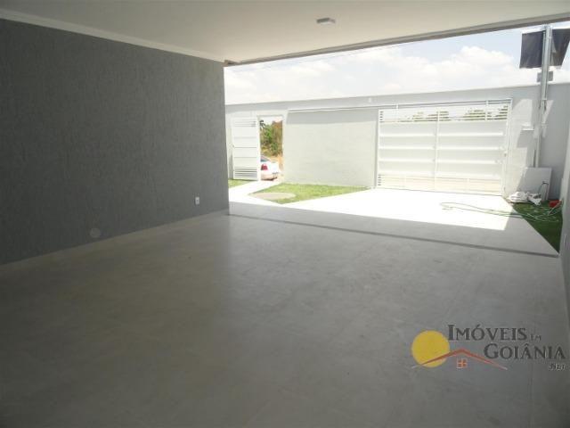 Casa de 3 Quartos para venda Sozinha no Lote de 300M² - Setor Jardim Fonte Nova - Foto 4