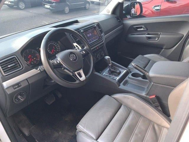 Volkswagen Amarok higline V6 3.0 diesel entrada de 10.000,00 - Foto 6