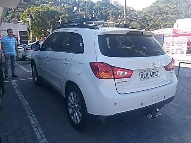 Mitsubishi Asx 2.0 4X4 Top -Único dono - Teto Panor. - Helena * - Foto 3