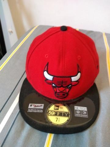 Boné aba reta Chicago Bulls original - Bijouterias e5478260bc5