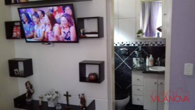 Apartamento com 3 dormitórios à venda, 75 m² por r$ 300.000 - conjunto residencial trinta  - Foto 14