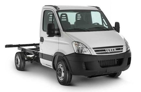 Iveco Daily 35s14 no chassi *0 Km* 2019