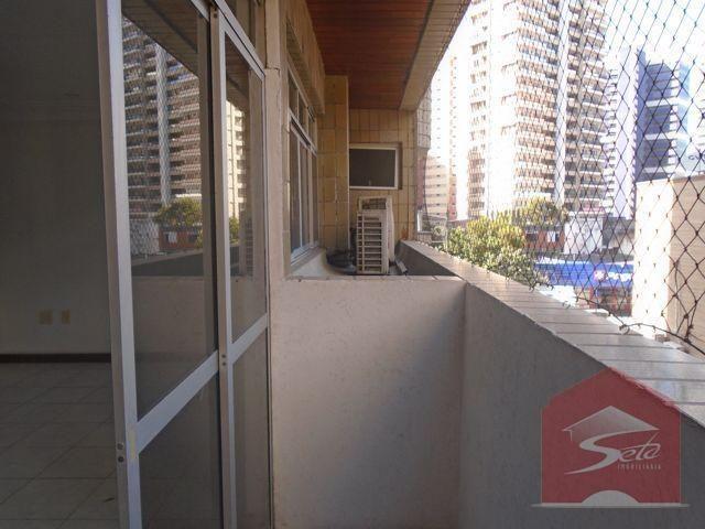 Apartamento residencial para locação, meireles, fortaleza. - Foto 11
