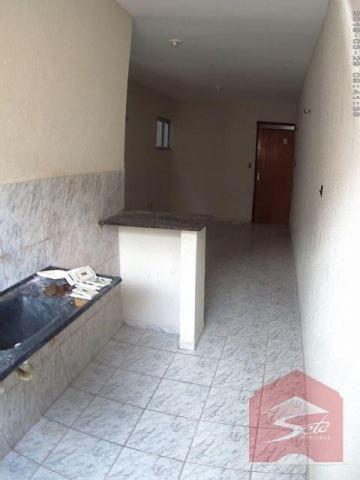 Apartamento para alugar, 42 m² por r$ 550/mês - v. peri -fortaleza/ce - Foto 5
