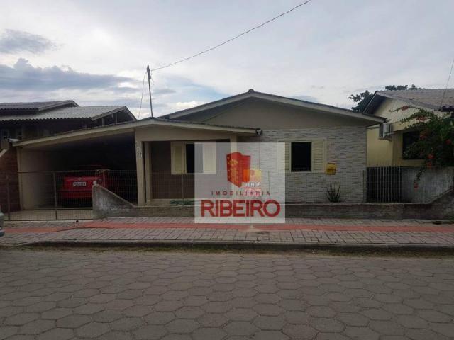 Casa com 4 dormitórios à venda, 75 m² por R$ 130.000 - Vila São José - Araranguá/SC