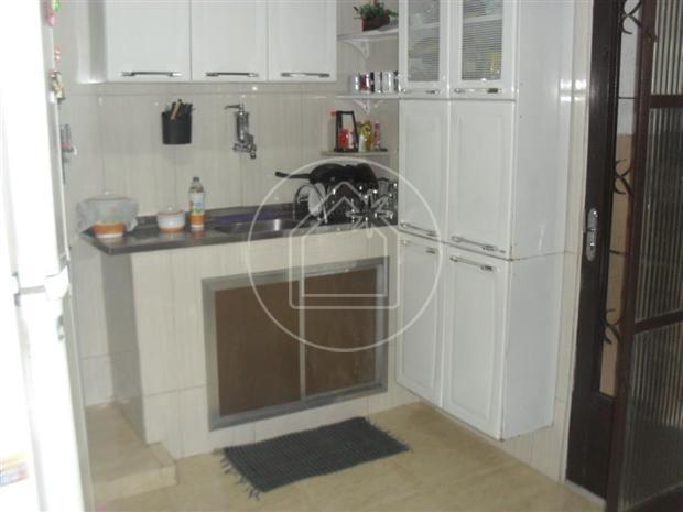 Casa à venda com 4 dormitórios em Riachuelo, Rio de janeiro cod:853389 - Foto 15