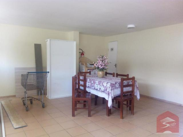 Apartamento com 4 dormitórios à venda, 121 m² por r$ 270.000 - benfic - Foto 5