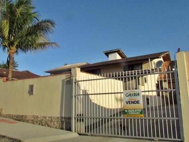 Casa à venda com 3 dormitórios em Santa catarina, Joinville cod:10213