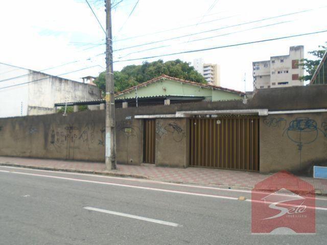 Casa com 660 m² à venda por r$ 1.400.000 - aldeota - fortaleza/ce
