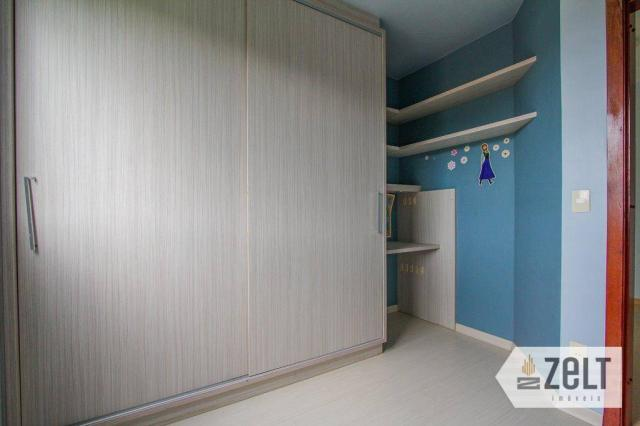Apartamento residencial à venda, fortaleza, blumenau - ap0842. - Foto 10