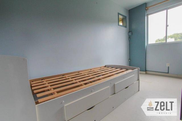 Apartamento residencial à venda, fortaleza, blumenau - ap0842. - Foto 11