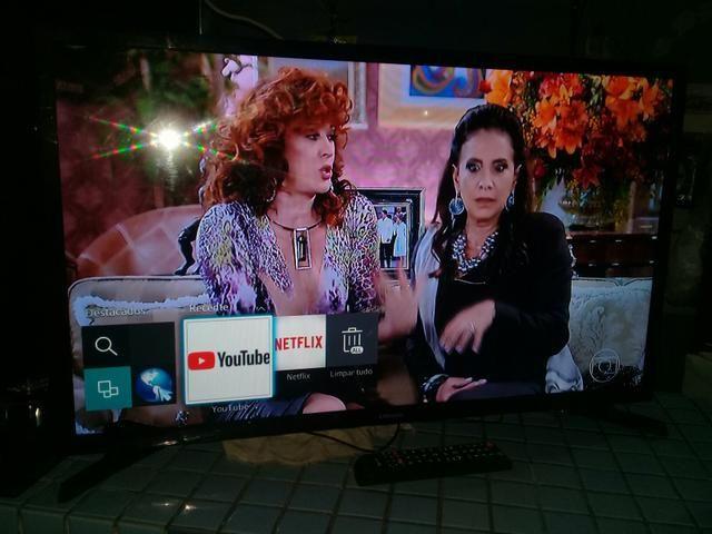 Tv esmart Samsung 32 polegada nova