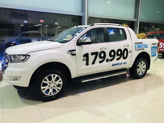 Ford Ranger Limited Zero Km! - Foto 4