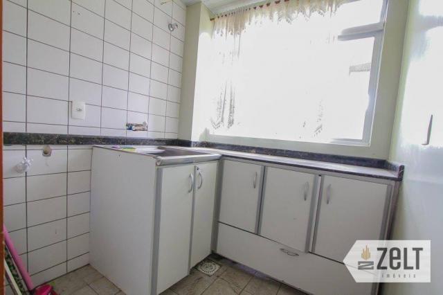 Apartamento residencial à venda, fortaleza, blumenau - ap0842. - Foto 8