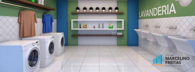 Apartamento residencial à venda, Presidente Kennedy, Fortaleza - AP2141. - Foto 13