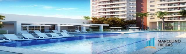 Apartamento residencial à venda, Presidente Kennedy, Fortaleza - AP2141. - Foto 14