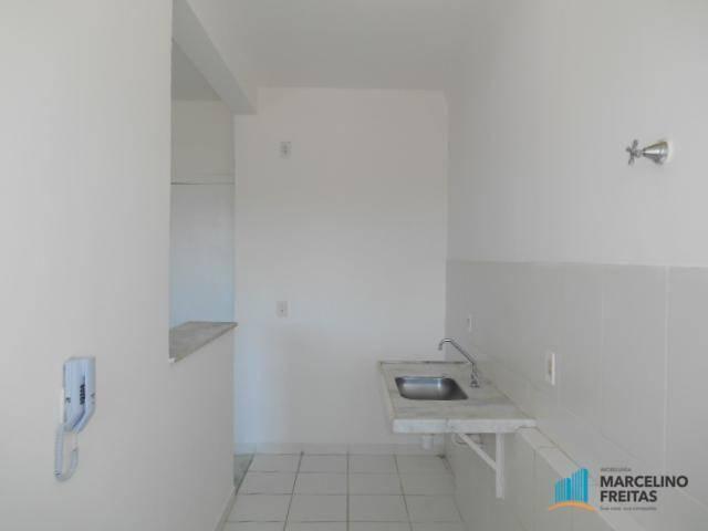 Apartamento residencial à venda, Manoel Dias Branco, Fortaleza. - Foto 17