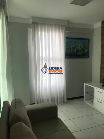 Lidera Imob - Apartamento na Santa Mônica, Mobiliado, 1 Quarto, Suíte, Garagem Coberta, pa - Foto 7