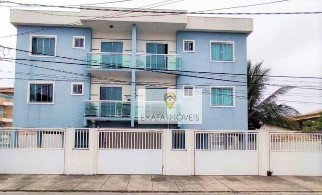 Apartamento 2 quartos, a 2 quadras da praia de Costazul, Rio das Ostras! - Foto 3