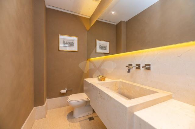 Apartamento à venda com 4 dormitórios em Moinhos de vento, Porto alegre cod:8081 - Foto 9