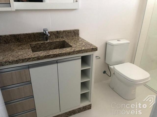 Apartamento à venda com 2 dormitórios em Centro, Ponta grossa cod:392666.001 - Foto 15