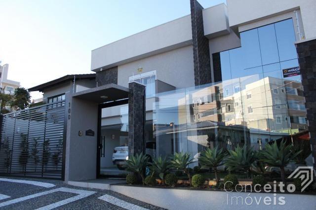 Casa à venda com 4 dormitórios em Órfãs, Ponta grossa cod:392486.001