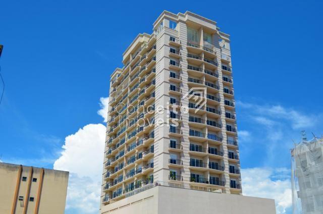 Apartamento à venda com 3 dormitórios em Jardim carvalho, Ponta grossa cod:391691.001