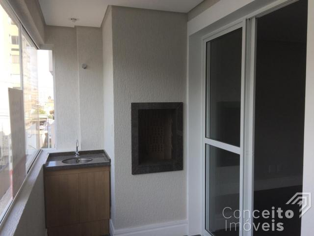 Apartamento à venda com 2 dormitórios em Estrela, Ponta grossa cod:392631.001 - Foto 7