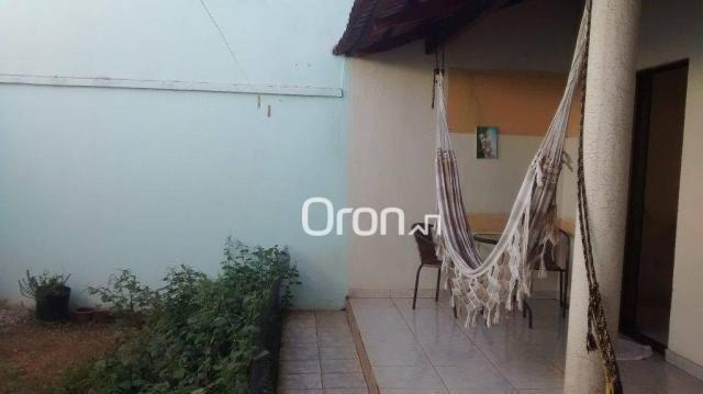 Sobrado com 4 dormitórios à venda, 135 m² por R$ 470.000,00 - Setor Jaó - Goiânia/GO - Foto 2