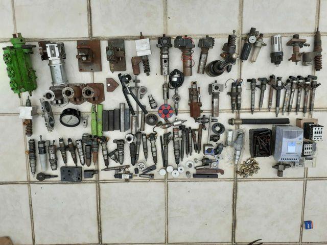 Compressor de Ar, Peças bomba injetora e outros - Foto 2