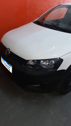 Vw saveiro cl 1.6 basica ano 2016