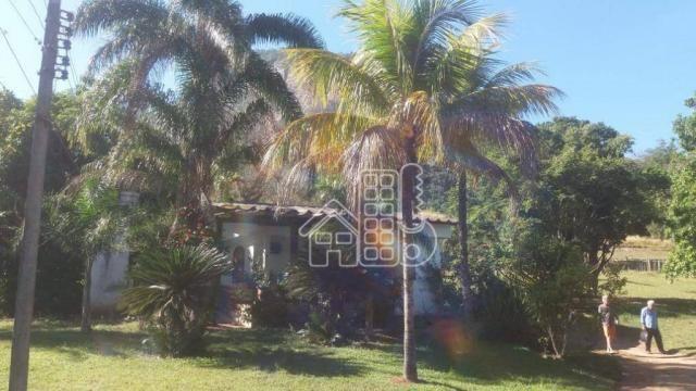 Sítio com 2 dormitórios à venda, 36000 m² por R$ 870.000,00 - Inoã - Maricá/RJ - Foto 17