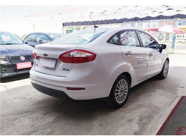 Ford Fiesta 1.6 titanium sedan 16v flex 4p powershift - Foto 4