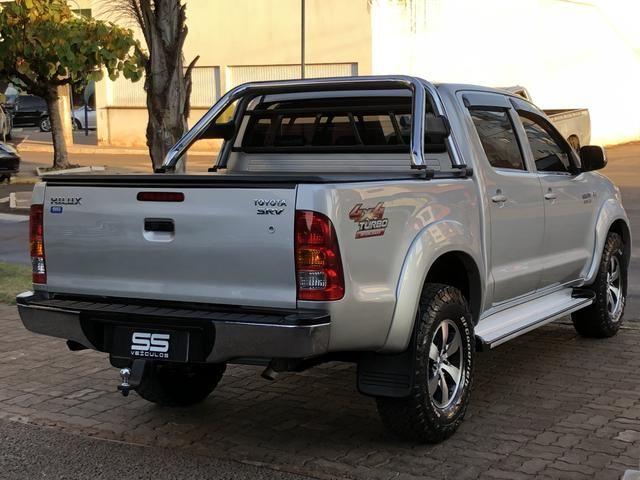 Hilux Srv 3.0 Diesel 4x4 VENDIDA - Foto 3