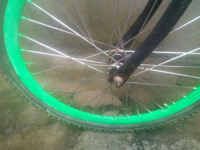 Vendo bike aro 24 - Foto 2