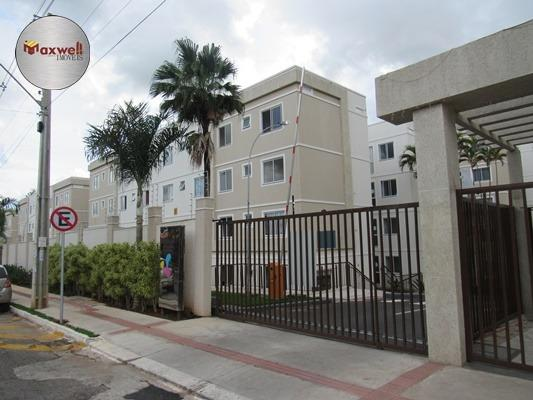 Aluga-se apartamento novo - Condomínio Gran América - Foto 2