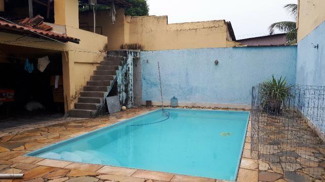 R$250,000 Casa 3qts 1 Suíte, Piscina e Churrasquaira em Itaboraí!! bairro Rio Várzea - Foto 3