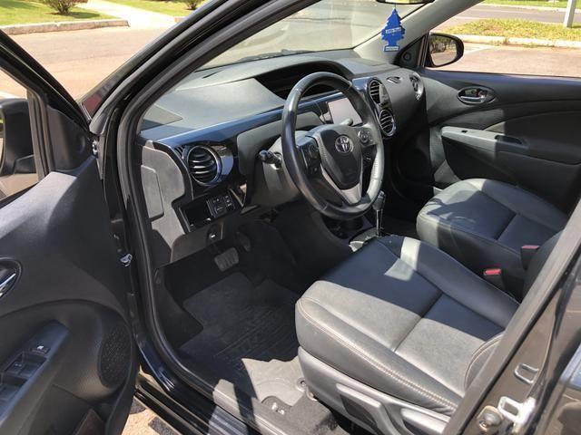 Toyota Etios Sedan 2017 XLS 1.5 AT IPVA 2020 Pg.! Somente Venda!! - Foto 12